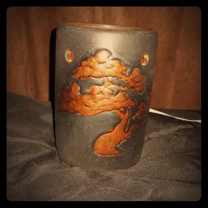 Scentsy Bonsai clay lamp